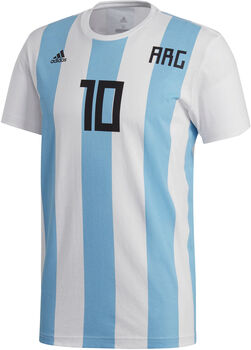 ADIDAS Messi shirt Heren Wit