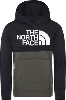 The North Face Surgent Pullover Block jas Jongens Groen