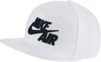 Nike Pro Air 5 cap Wit