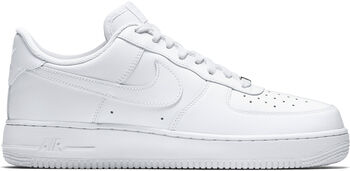 Nike Air Force 1 '07 sneakers Heren Wit