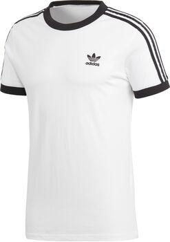 adidas 3-Stripes t-shirt Dames Wit