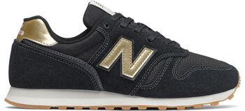 New Balance WL373FB2 sneakers Dames Zwart
