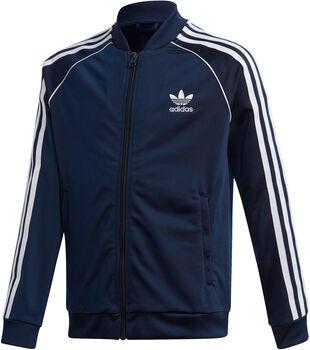 adidas SST Trainingsjack Blauw