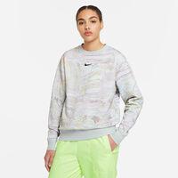 Sportswear Trend Fleece Crew AOP Printed sweater