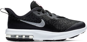 Nike Air Max Sequent 4 Little Kids' Shoe  Jongens Zwart