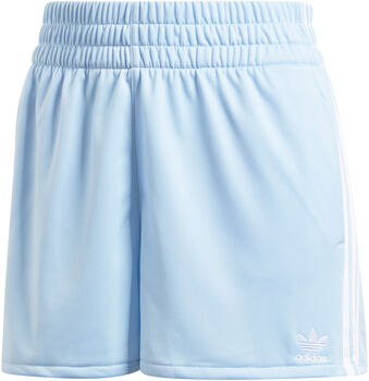 adidas 3-Stripes Short Dames Blauw