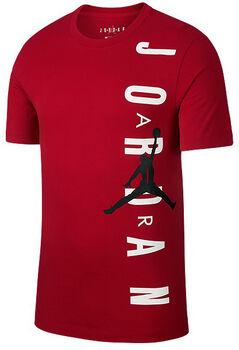Nike Jordan shirt Heren Rood