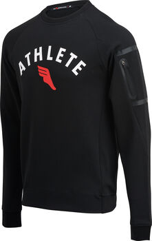 The Athlete's Foot Antoine sweater Heren Zwart