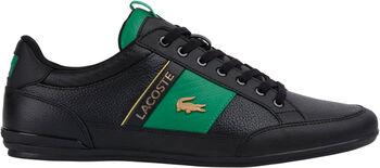 Lacoste Chaymon 120-1 sneakers Heren Zwart
