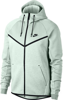 Nike Tech Fleece Windrunner Heren Zwart
