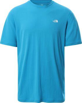 The North Face Flex II t-shirt Heren Blauw