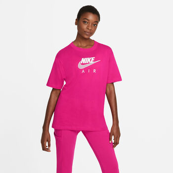 Nike Sportswear Air t-shirt Dames Roze