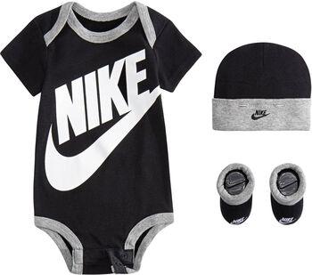 Nike Futura Logo kids romperset Zwart