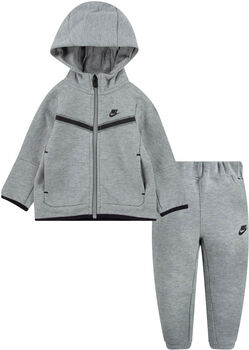 Nike Sportswear Tech Fleece kids set Jongens Grijs