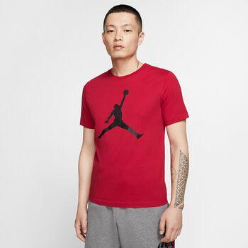 Nike Jumpman Crew shirt Heren Rood