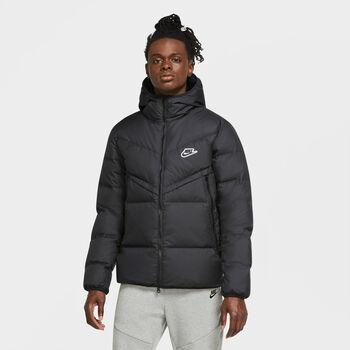 Nike Sportswear Down-Fill Windrunner jack Heren Zwart