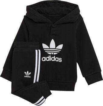 adidas Adicolor kids hoodie set Meisjes Zwart