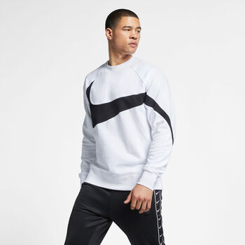 Nike Sportswear sweater Heren Wit