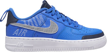 Nike Air Force 1 Lv8 2 sneakers Jongens Blauw