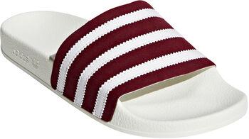 adidas Adilette slippers Heren Rood