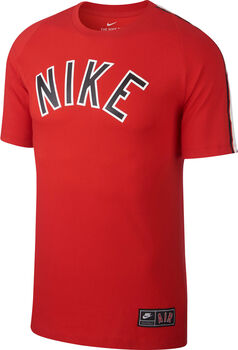Nike Air shirt Heren Rood