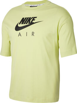 Nike Air t-shirt Dames Groen