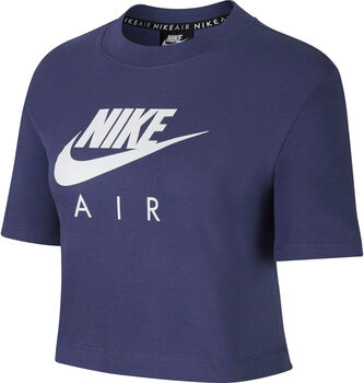 Nike Sportswear Air shirt Dames Paars