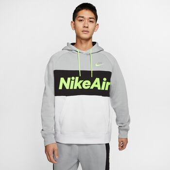 Nike Sportswear Air hoodie Heren Grijs