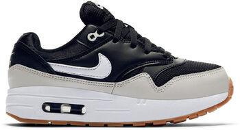 best sneakers 5ef34 2cd45 Nike Air Max 1 sneakers Jongens Zwart