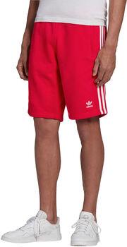 adidas 3-Stripes short Heren Rood