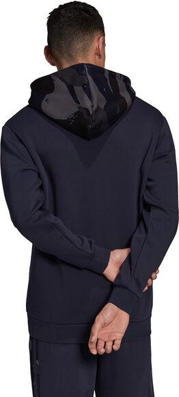 Camo Graphic hoodie