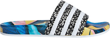 adidas Adilette slippers Dames Bruin