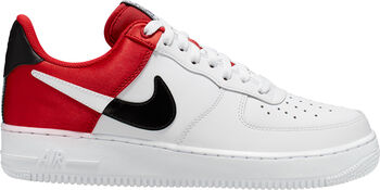 Nike Air Force 1 '07 Lv8 sneakers Heren Rood