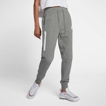 Nike Sportswear Tech Fleece broek Dames Grijs