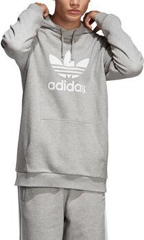 adidas Trefoil hoodie Heren Grijs