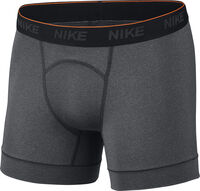 Nike Brief 2-pack boxershorts Heren Zwart