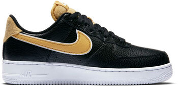 Nike Air Force 1 '07 SE sneakers Dames Zwart