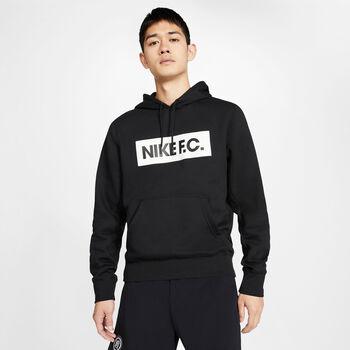 Nike F.C. Hoodie Heren Zwart