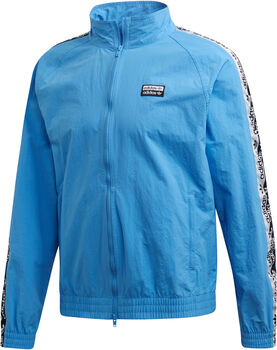 adidas Vocal trainingsjack Heren Blauw