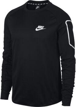 Nike Sportswear Advance 15 sweater Heren Zwart