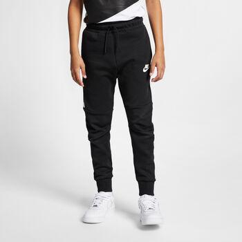 Nike Sports Wear Tech Fleece sweatpant Jongens Zwart