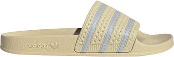 adidas Adilette Badslippers Heren Geel