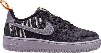 Nike Air Force 1 Lv8 2 sneakers Jongens Zwart
