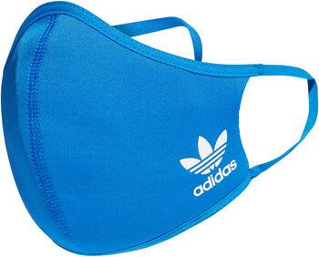 adidas Mondkapje 3-Pack XS/S Blauw