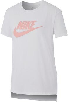 Nike Sportswear Futura shirt Jongens Wit