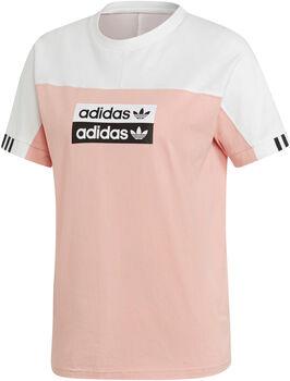 ADIDAS Trefoil shirt Dames Wit