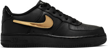Nike Air Force 1 Lv8 jr sneakers Zwart