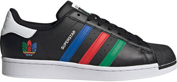 adidas Superstar Schoenen Heren Zwart