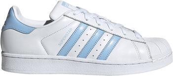 adidas Superstar Schoenen Dames Wit