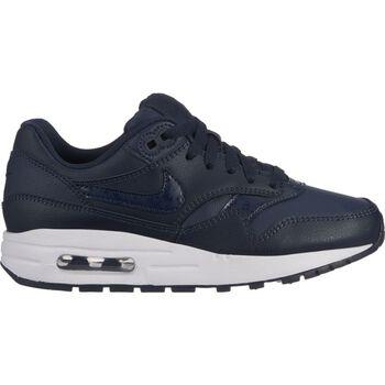 Nike Air Max 1 sneakers Jongens Blauw